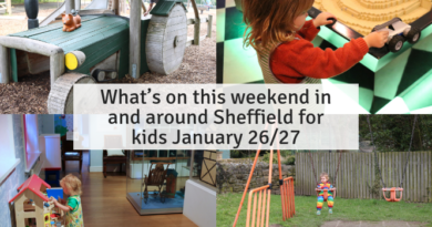 What's on this weekend in and around Sheffield for kids January 26/27