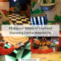 £8 day out tickets at Legoland Discovery Centre Manchester