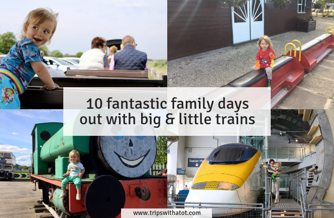 10 fantastic days out with trains in and around Sheffield