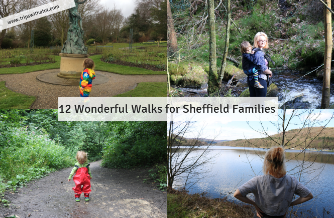 12 Wonderful Walks for Sheffield Families