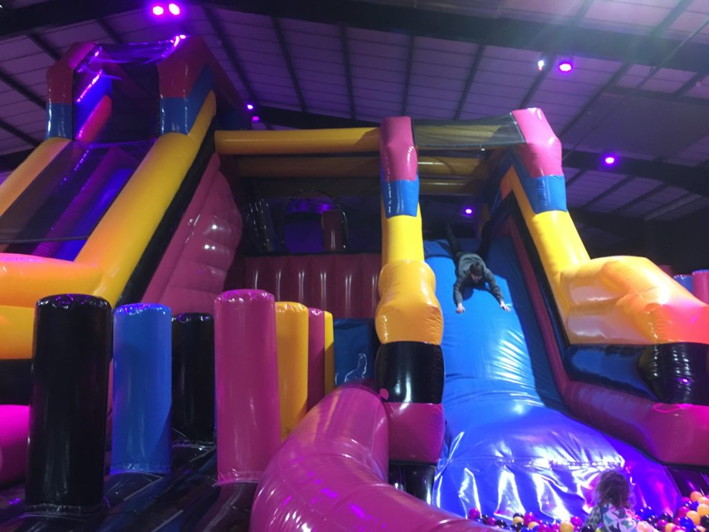 Review: Air Haus Inflatable Park, Meadowhall