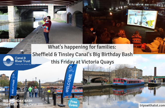 Sheffield & Tinsley Canal's Big Birthday Bash