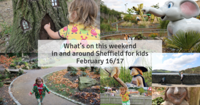 What's on this weekend in and around Sheffield for kids February 16/17