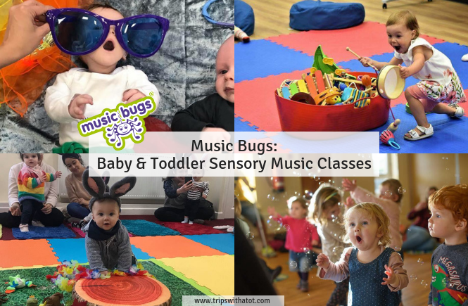 Music Bugs Sheffield Baby & toddler Sensory music classes