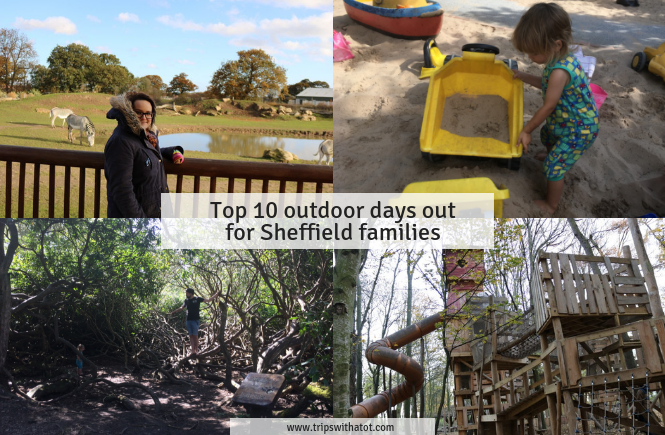 Top 10 outdoor days out for Sheffield families