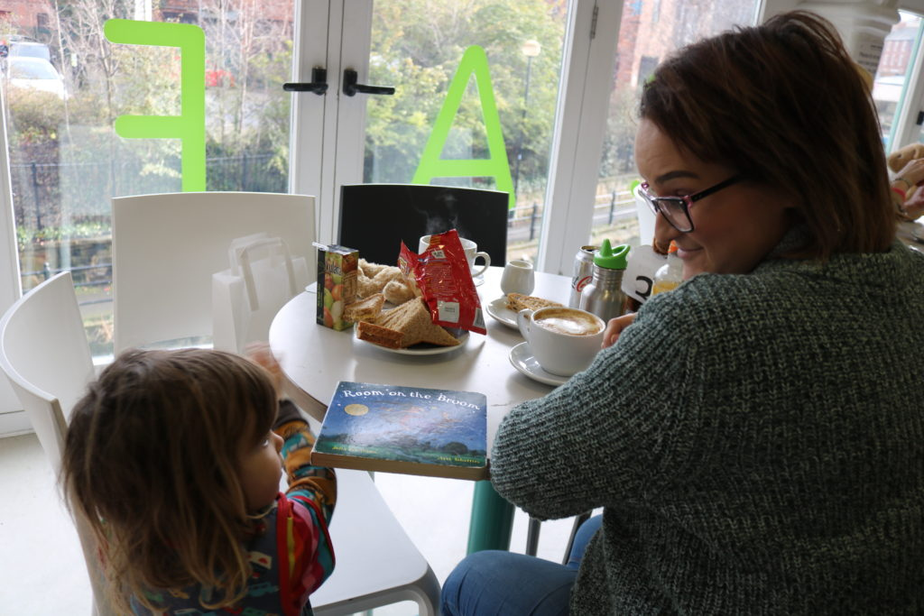 Seven Stories: 3 day trip in Newcastle: Things To Do With a Toddler