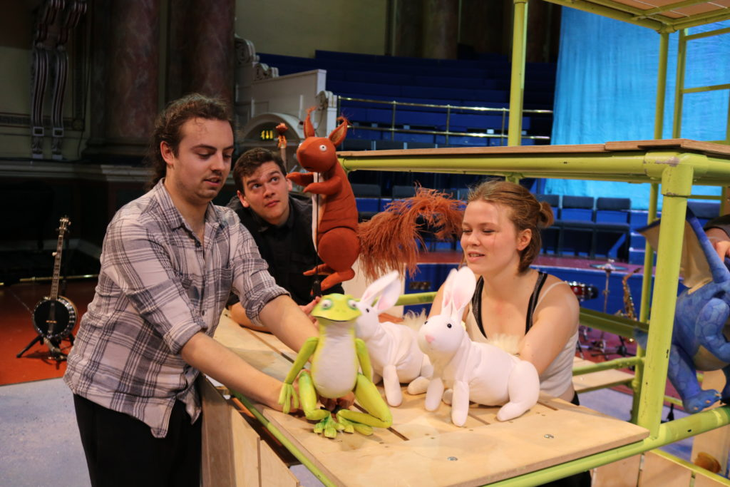5 reasons why you'll LOVE Zog Live On Stage!