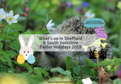 What's on for Sheffield & South Yorkshire Easter Holidays 2019