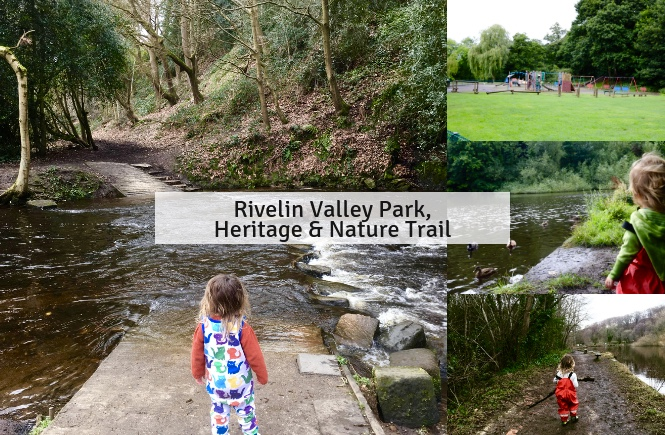Rivelin Valley Park, Nature & Heritage Trail