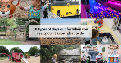 South Yorkshire family days out