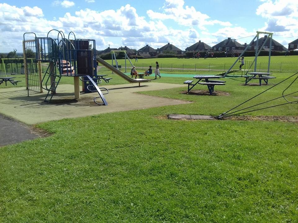 Charnock Recreation Grounds & Playground, Sheffield