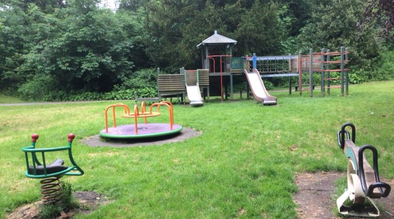 Wadsley Park Playground, Sheffield