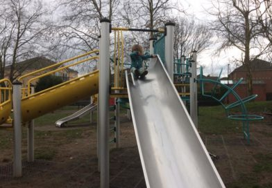 Gell Street Springfield playground Best Parks, Playgrounds and Woods in Sheffield