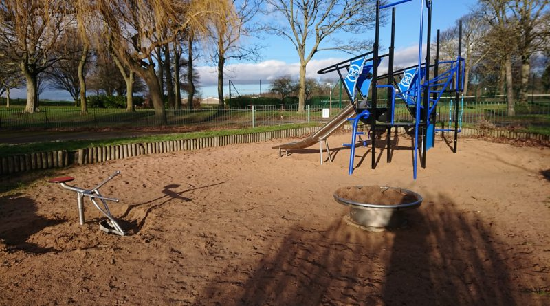 High Hazels Park, Sheffield Best Parks, Playgrounds and Woods in Sheffield - directory