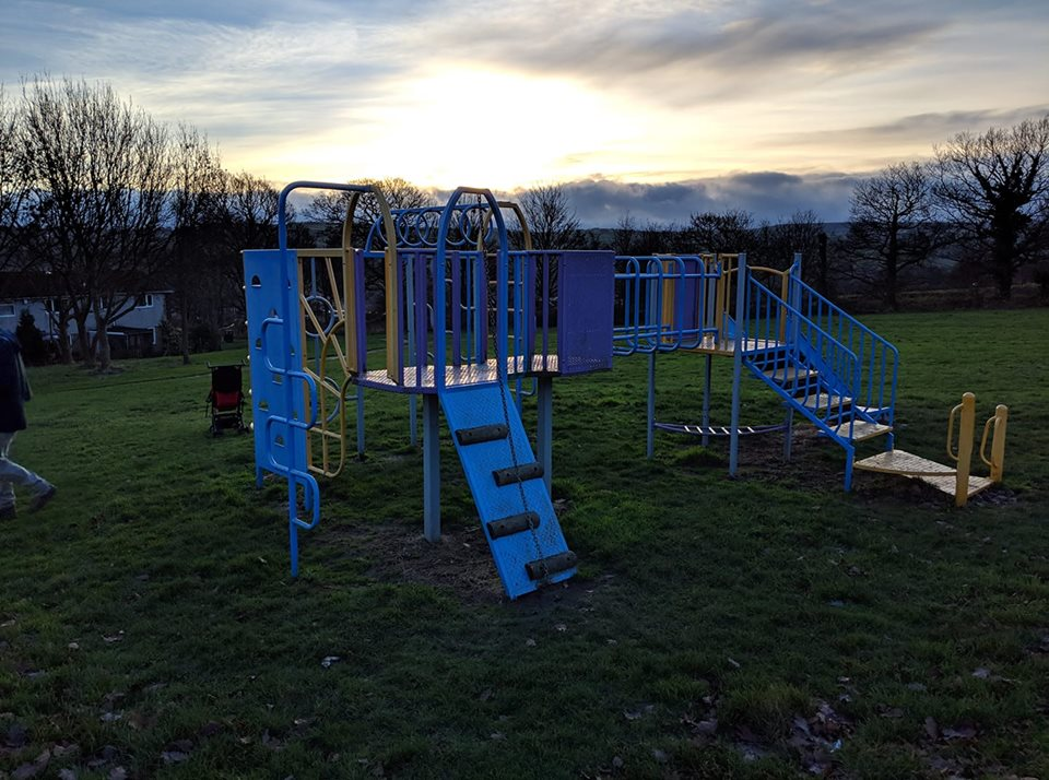 Loxley Playground, Sheffield