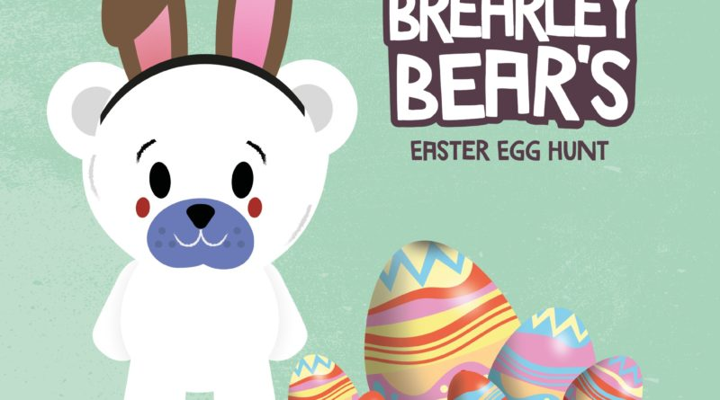 Brearley Bear's Easter Egg Hunt for Little Eggsplorers