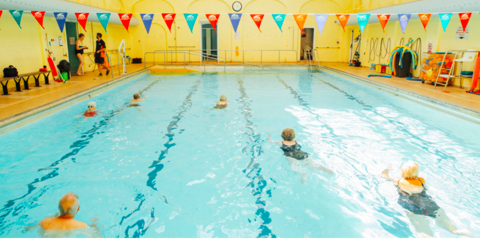 Top fun and warm swimming pools in Sheffield