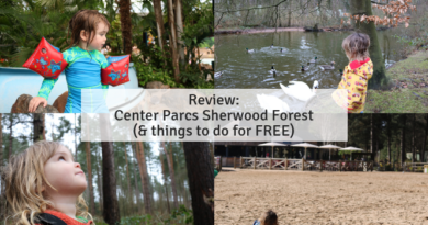 Review: Center Parcs Sherwood Forest