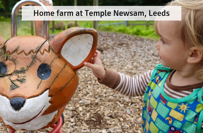 Home farm at Temple Newsam, Leeds