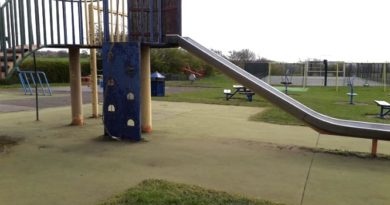 charnock park Charnock Recreation Grounds & Playground, Sheffield