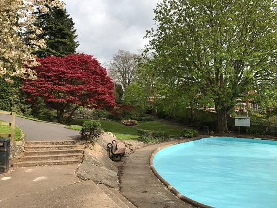 To visit: Bebra Gardens, Knaresborough