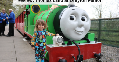 Review: Thomas Land at Drayton Manor
