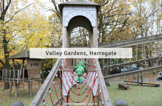 Valley Gardens, Harrogate