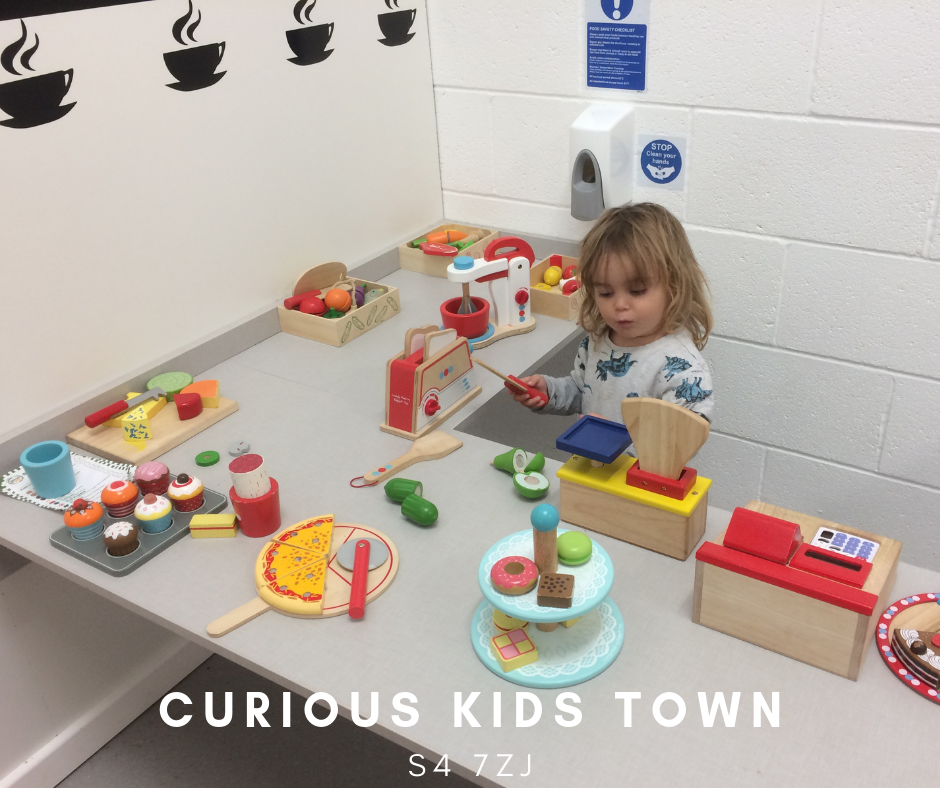curious kids town Sheffield Play Cafes in and around Sheffield