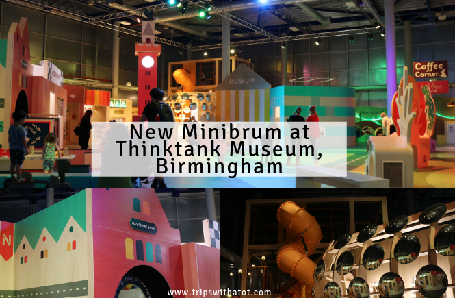 New Minibrum at Thinktank Museum, Birmingham
