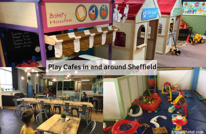 Play Cafes in and around Sheffield