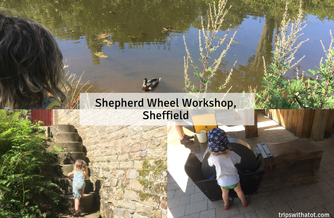 Shepherd Wheel Workshop, Sheffield