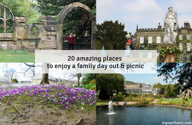 20 amazing places to enjoy a sunny family day out & picnic