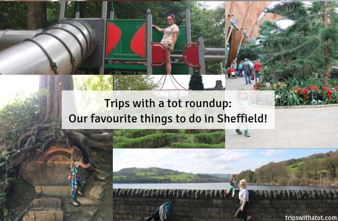 best things to do in Sheffield with kids